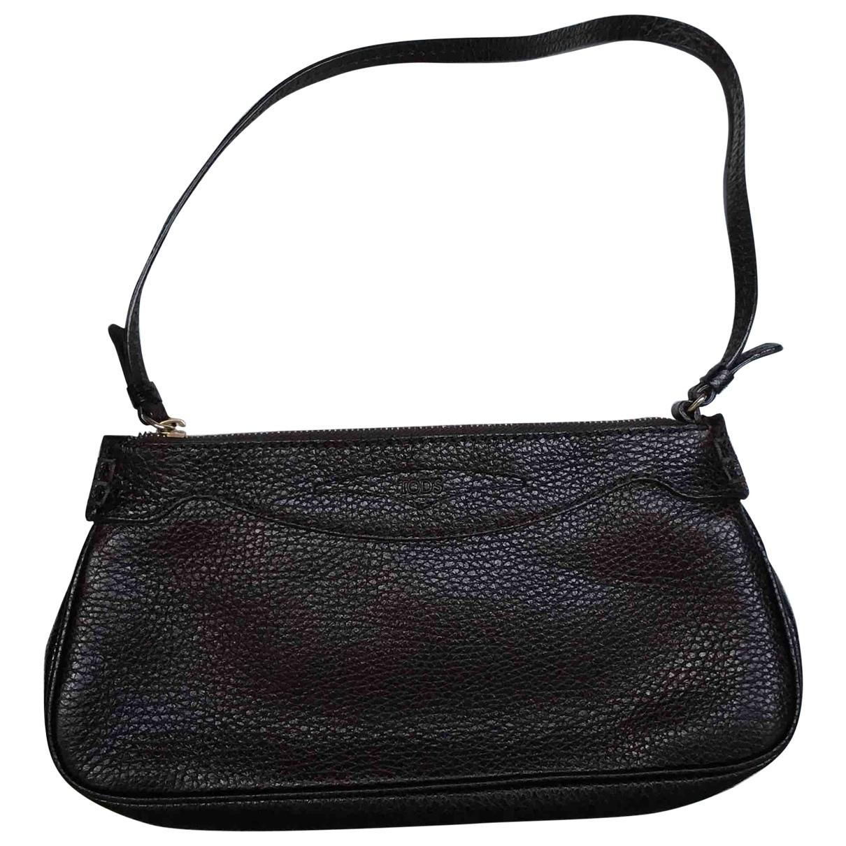 Tod's \N Brown Leather handbag for Women \N