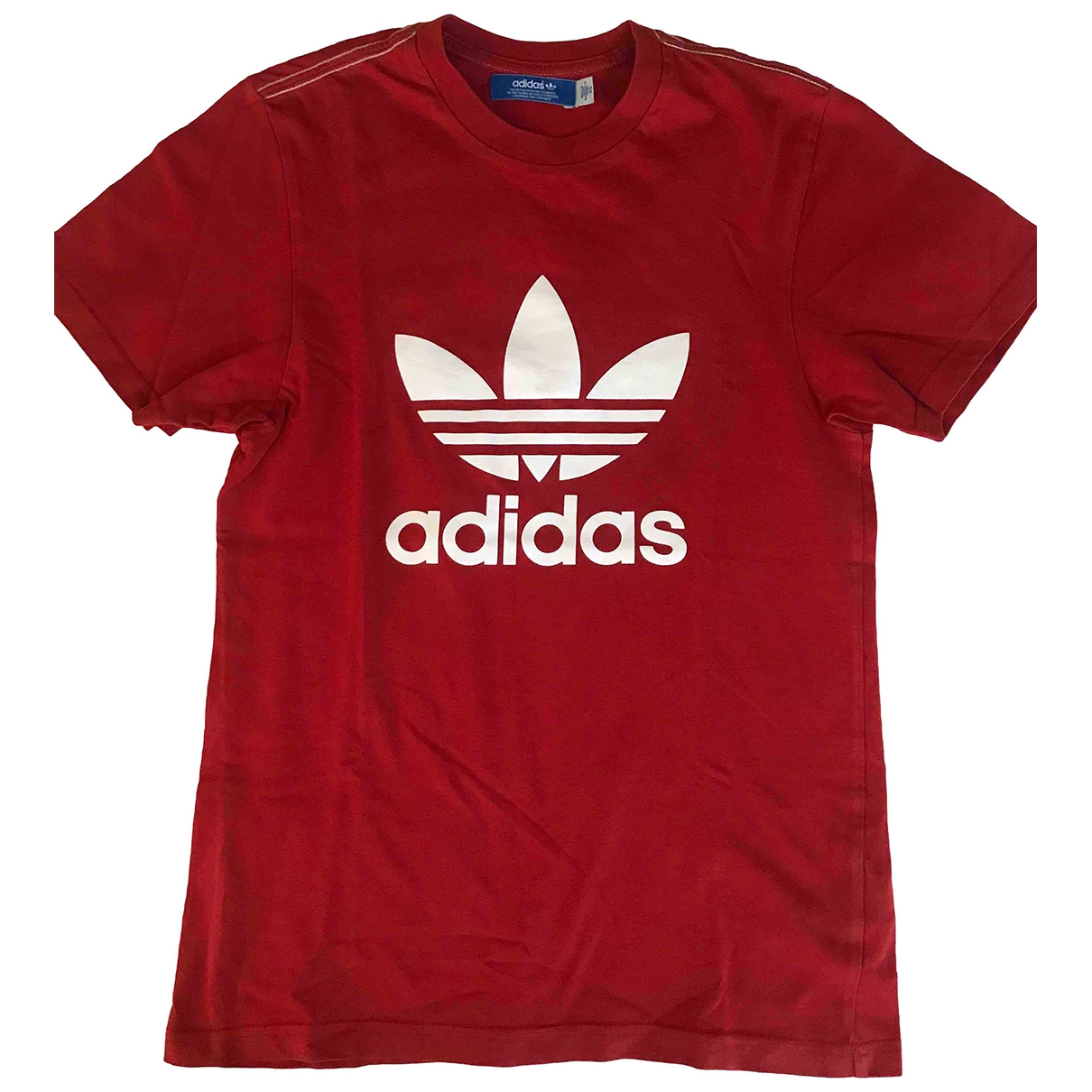 Adidas \N Red Cotton  top for Women XS International