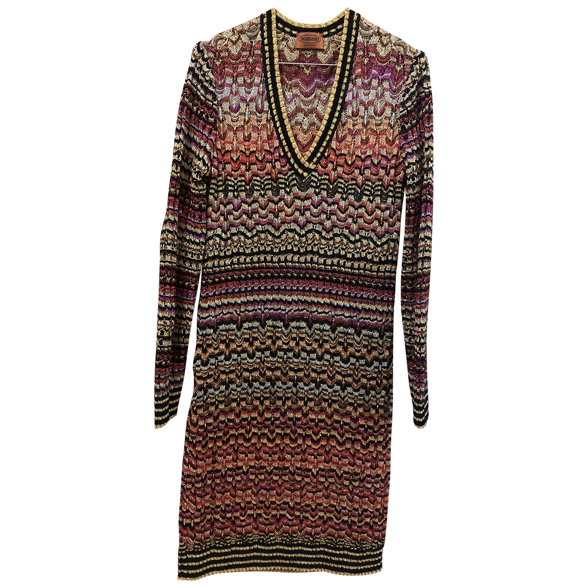 Missoni \N Multicolour dress for Women 46 IT