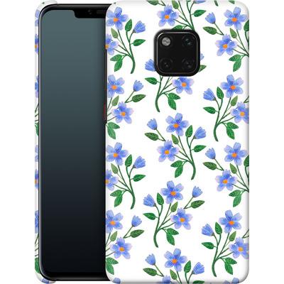 Huawei Mate 20 Pro Smartphone Huelle - Fresh Bloom  von Iisa Monttinen