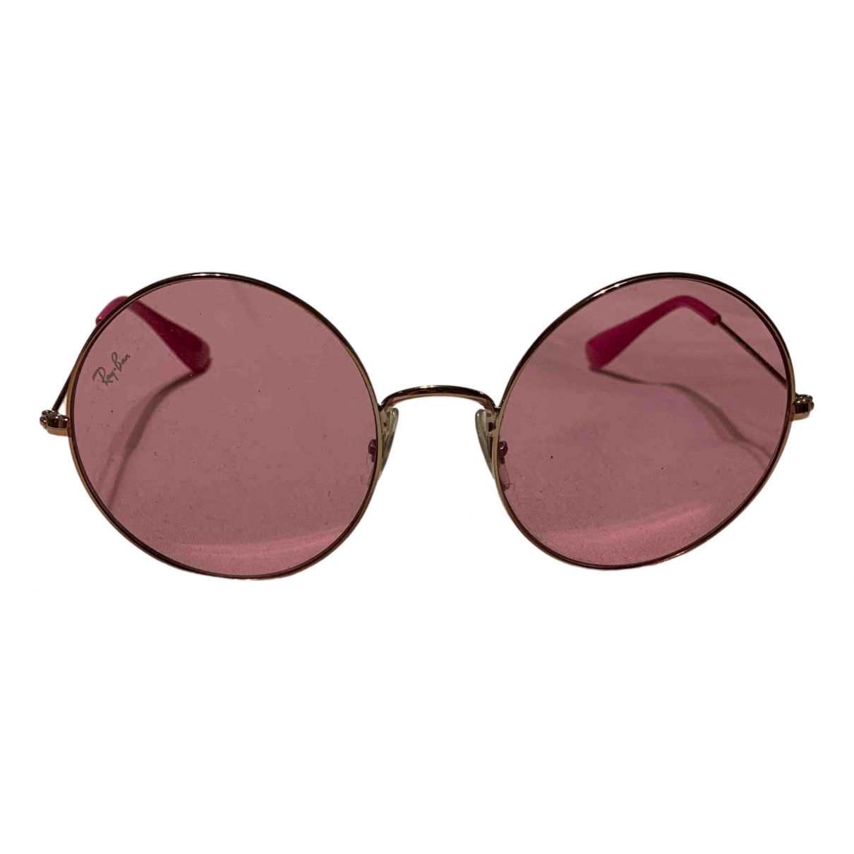 Gafas oversize Oval Ray-ban