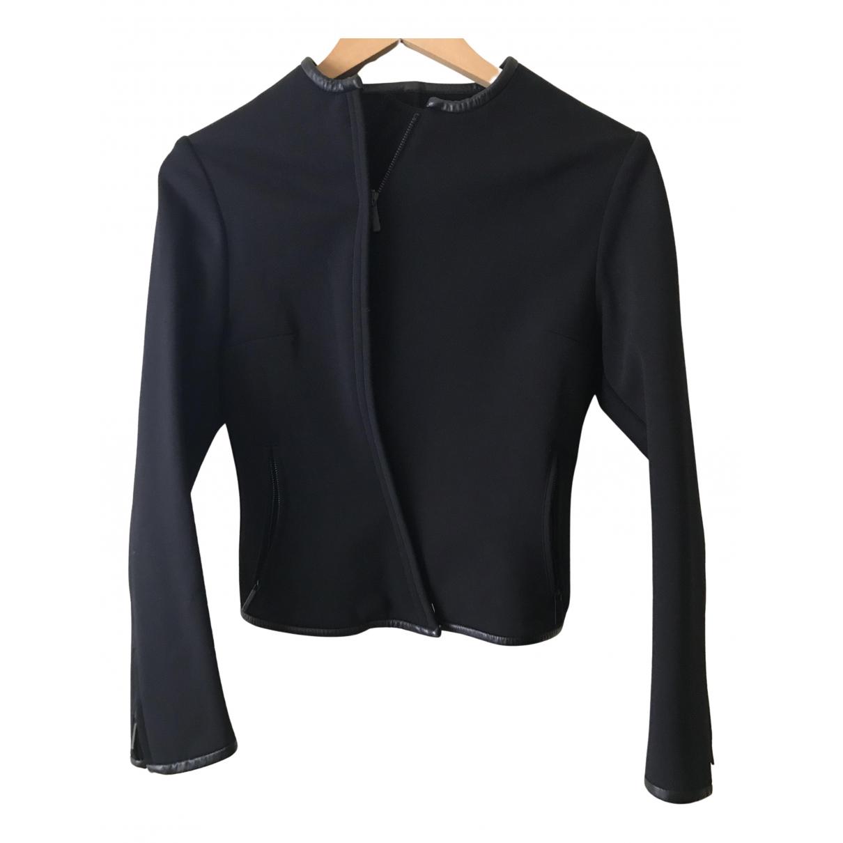 Gucci - Veste   pour femme en laine - noir