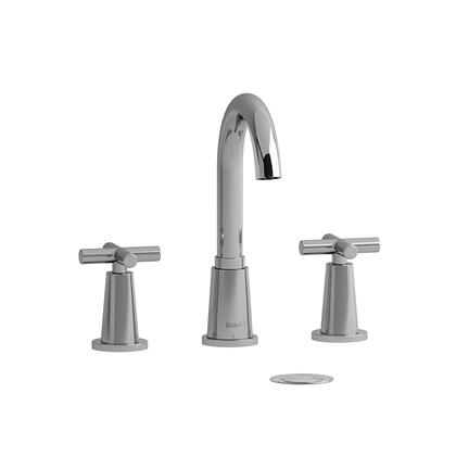 PA08+PN-10 8 Lavatory Faucet with Cross Handles 1.0 GPM  in Polished