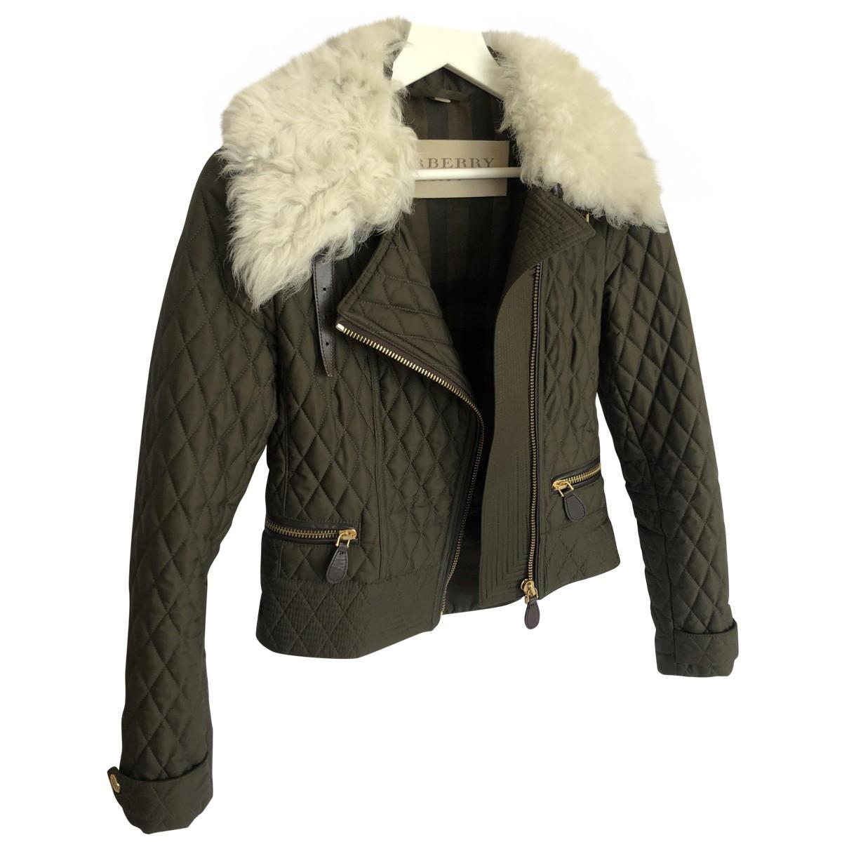 Burberry \N Khaki jacket for Women XS International