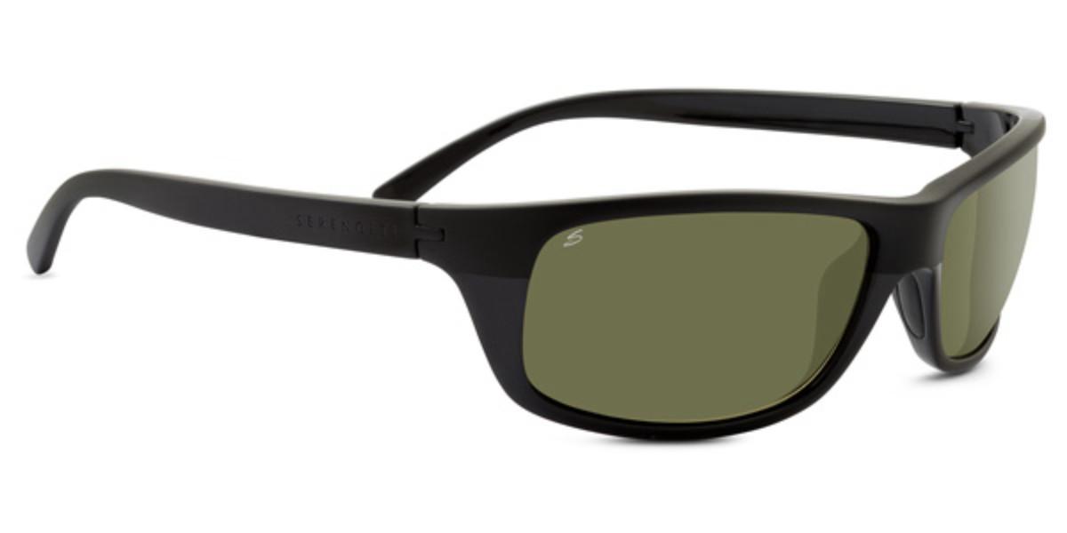 Serengeti Bormio Polarized 8164 Men's Sunglasses  Size 62