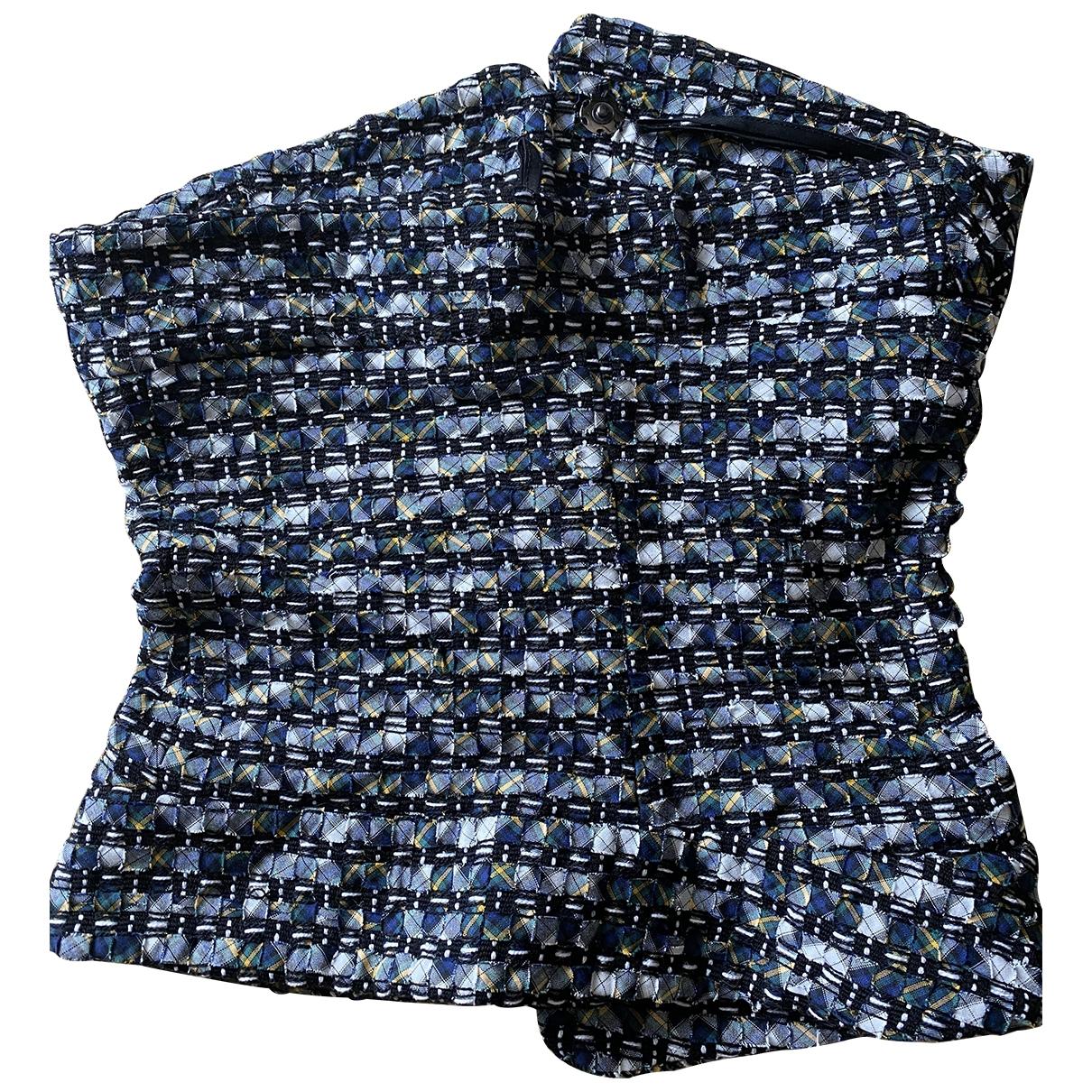 Veronique Leroy \N Top in  Bunt Tweed