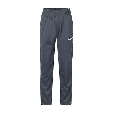 Nike - Little Boys Straight Sweatpant, 7 , Gray