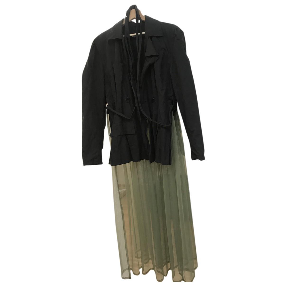 Barbara Bologna - Veste   pour femme en coton - noir