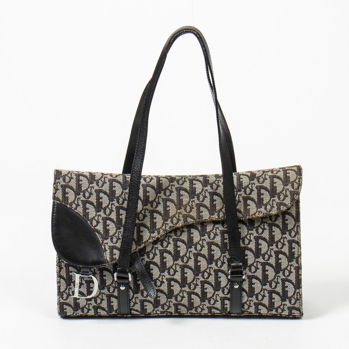 Dior Saddle Multicolour Cotton handbag for Women \N