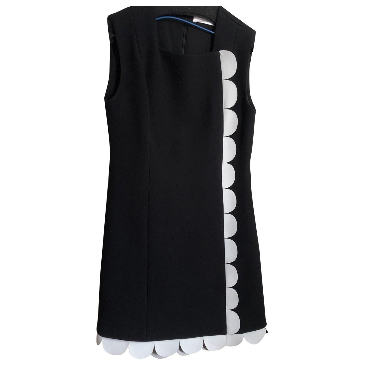 Victoria, Victoria Beckham \N Black dress for Women 36 FR