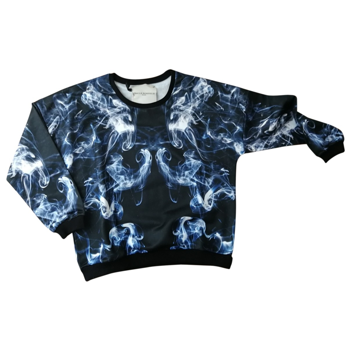 Gaelle Bonheur \N Pullover in  Blau Synthetik