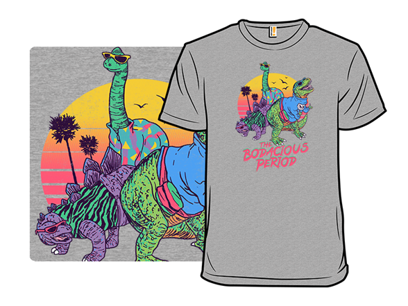 The Bodacious Period - Remix T Shirt