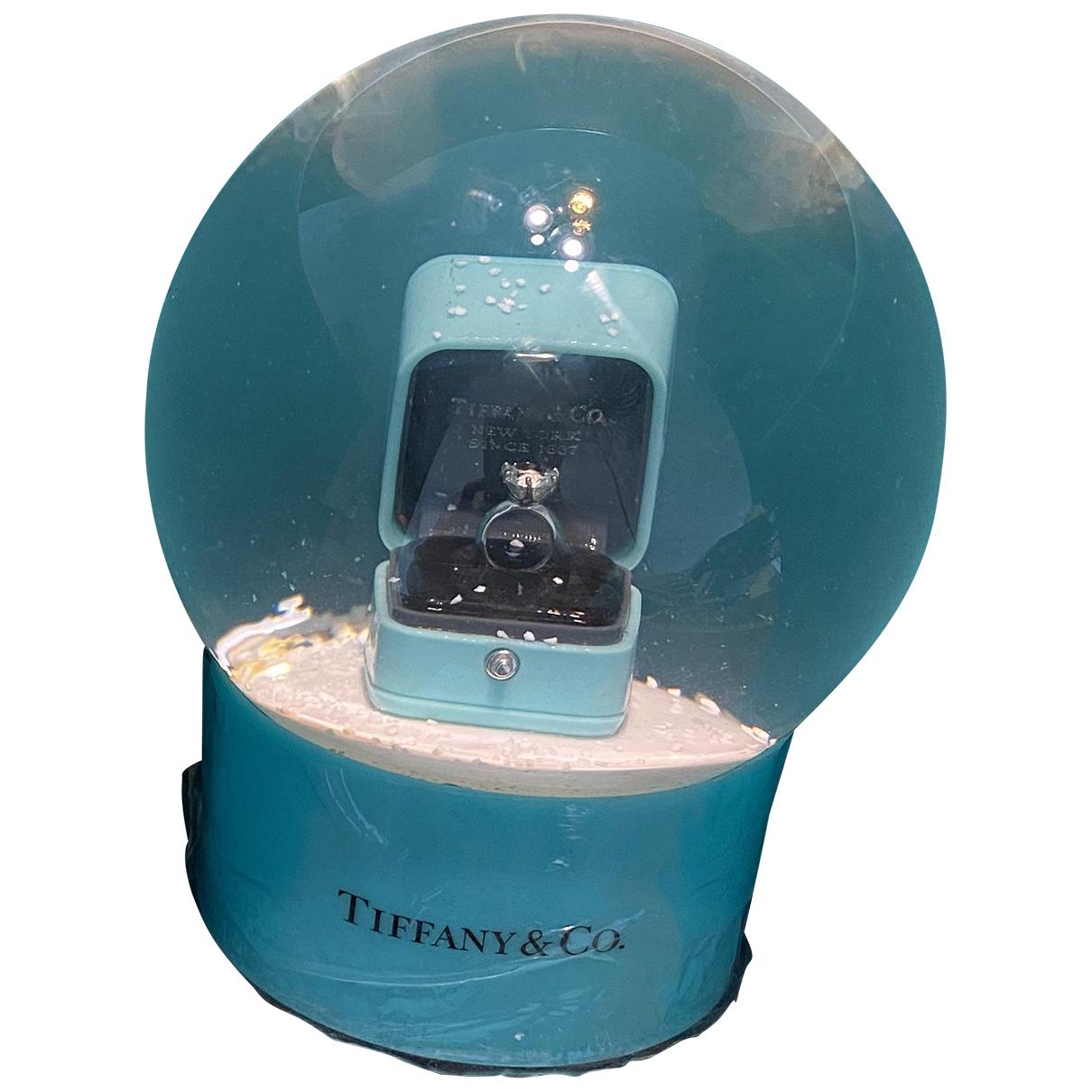 Tiffany & Co - Objets & Deco   pour lifestyle en verre - bleu