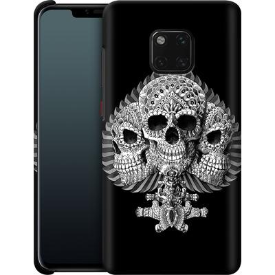 Huawei Mate 20 Pro Smartphone Huelle - Skull Spade von BIOWORKZ