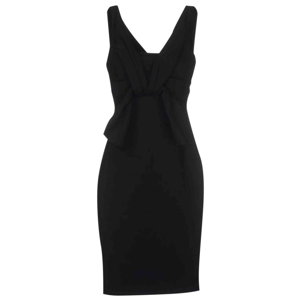 Dsquared2 \N Kleid in  Schwarz Polyester