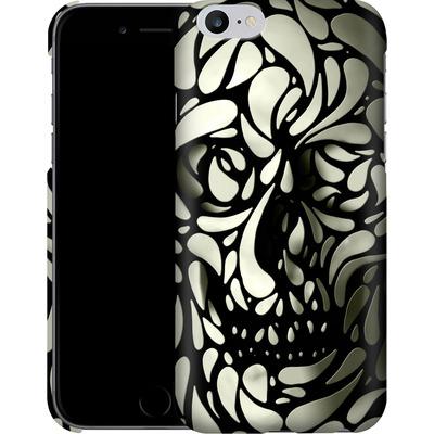Apple iPhone 6s Plus Smartphone Huelle - Skull von Ali Gulec