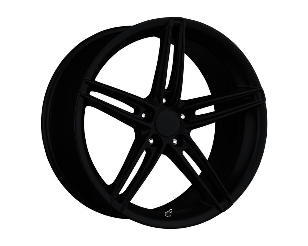 Drag DR-73 Flat Black Full Painted 20x8.5 5x112 35