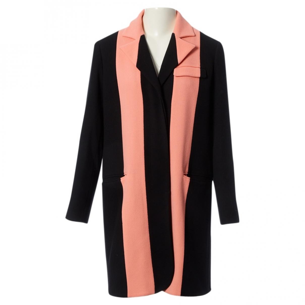 Dior \N Pink Wool coat for Women 44 FR