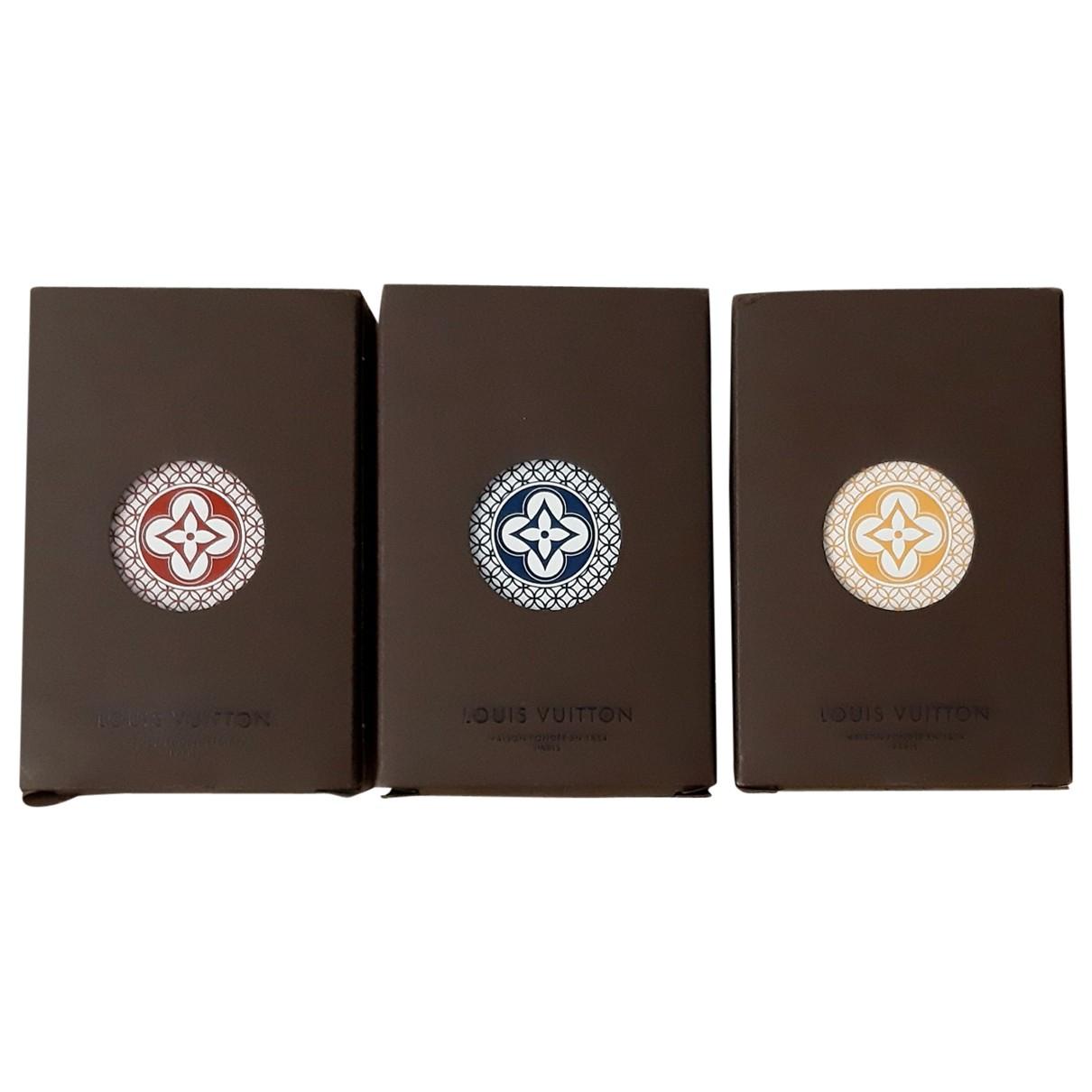 Juego de cartas Louis Vuitton