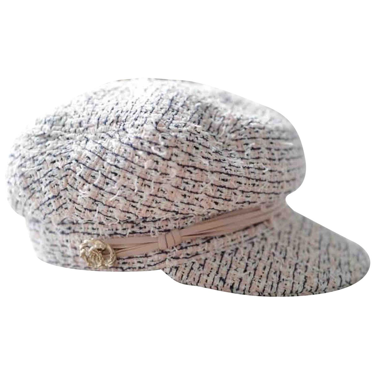 Gorra de Lana Chanel