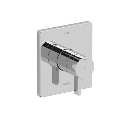 Paradox PXTQ23BG-EX 2-Way Thermostatic/Pressure Balance Coaxial Complete Valve  in Brushed