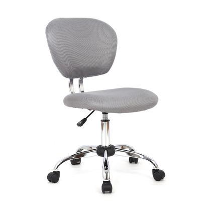 Office Desk Task Chair, Fabric, 3 Colours - Moustache@