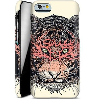 Apple iPhone 6 Smartphone Huelle - Masked Tiger von Mat Miller