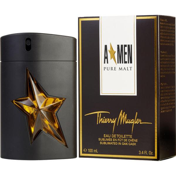 A*Men Pure Malt - Thierry Mugler Eau de Toilette Spray 100 ML
