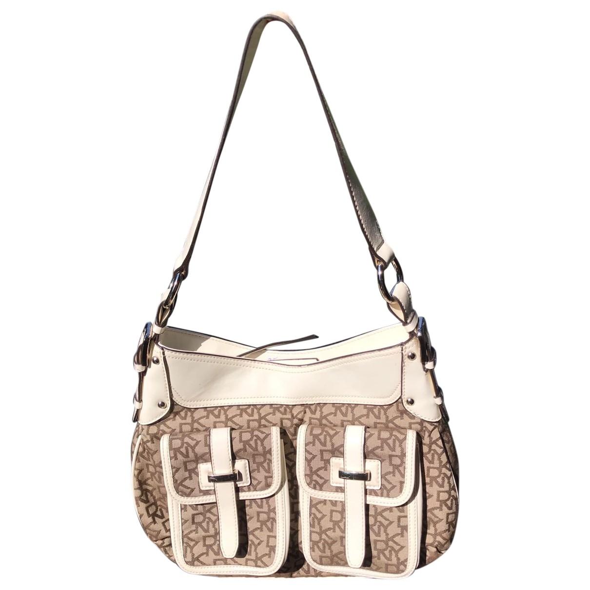 Dkny \N White Cotton handbag for Women \N