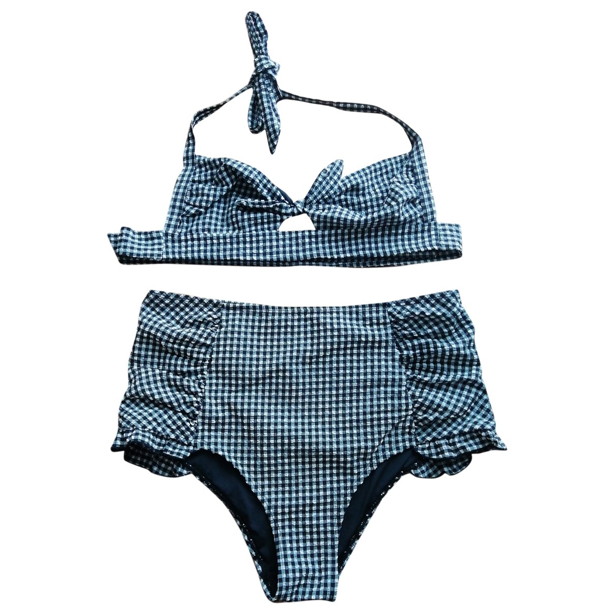 Non Signé / Unsigned \N Black Swimwear for Women 46 IT