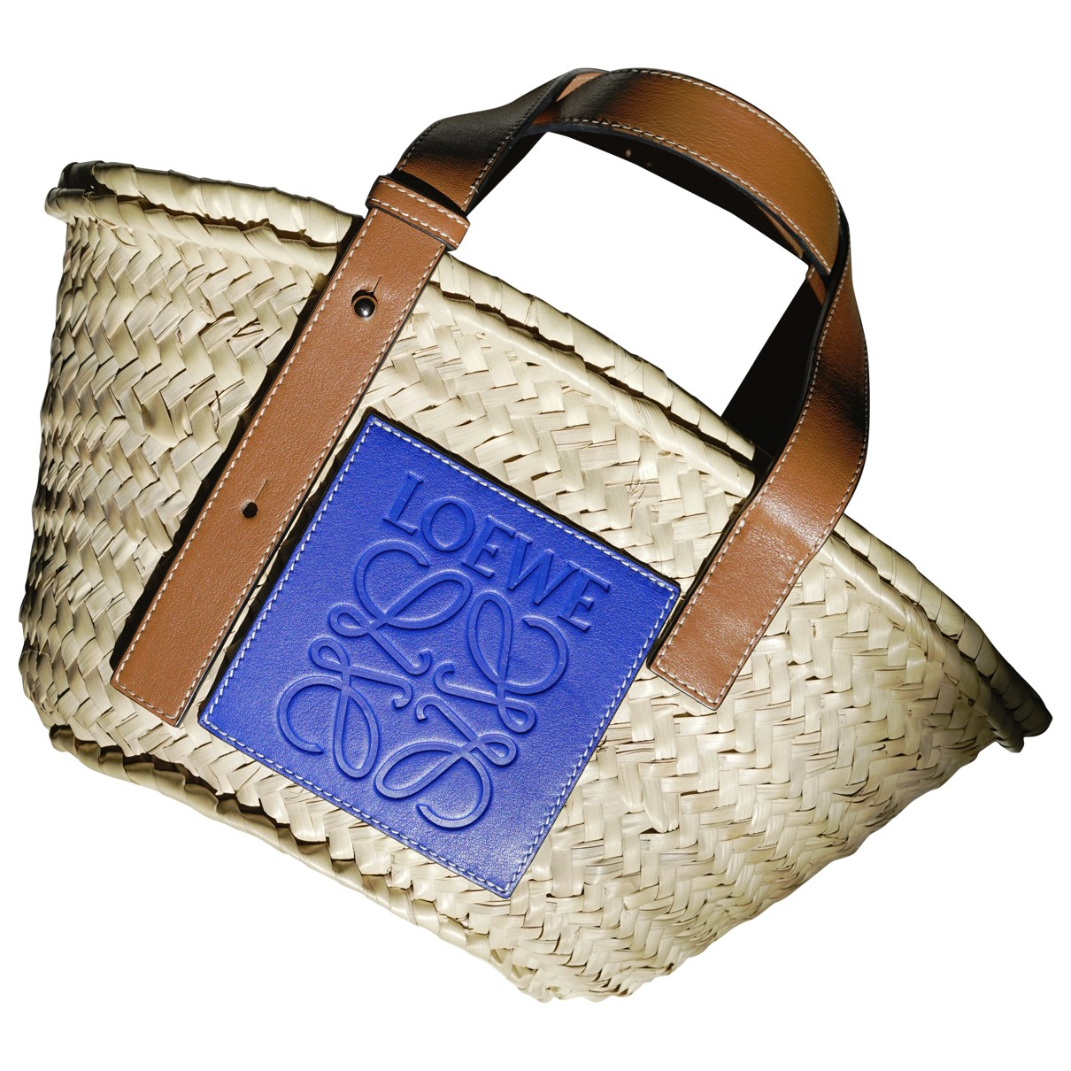 Bolso  Basket Bag Loewe