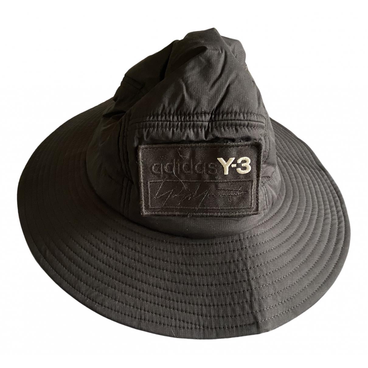 Y-3 - Chapeau & Bonnets   pour homme - noir