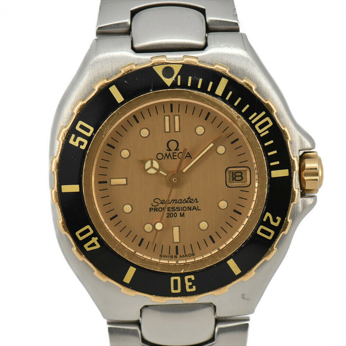 Omega Seamaster Gold watch for Women \N