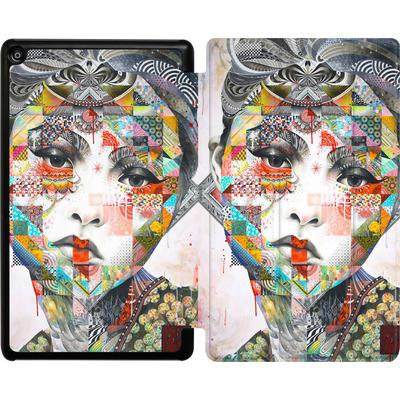 Amazon Fire HD 8 (2017) Tablet Smart Case - Devon Aoki von Minjae Lee