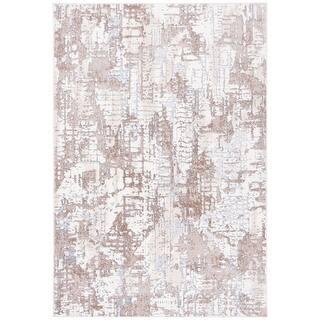 Safavieh Lagoon Edija Modern Abstract Rug (8' x 10' - Ivory/Grey)
