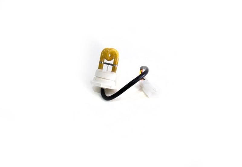 Race Sport Lighting STROBEBULB-AM Amber Replacement Halogen Strobe Light Bulb