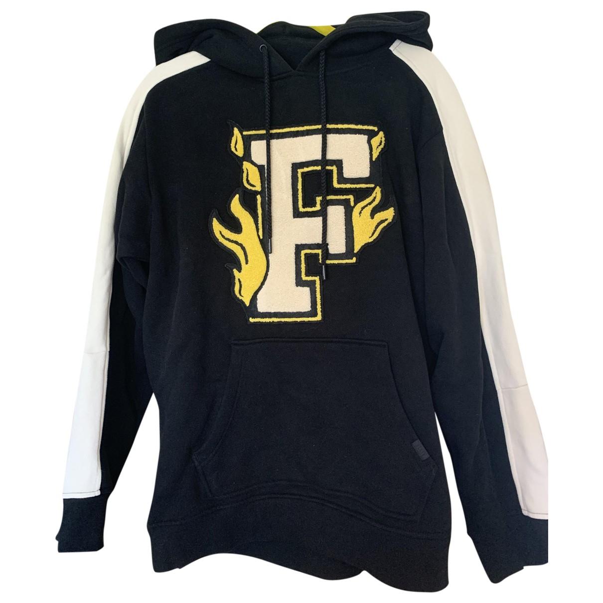 Fenty X Puma - Top   pour femme en coton - noir