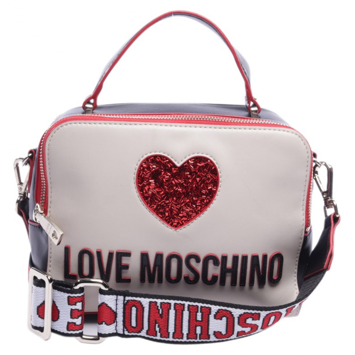 Moschino Love \N Multicolour Leather Clutch bag for Women \N