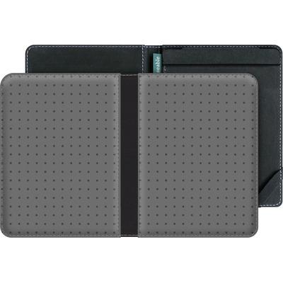 tolino vision 4 HD eBook Reader Huelle - Dot Grid Grey von caseable Designs