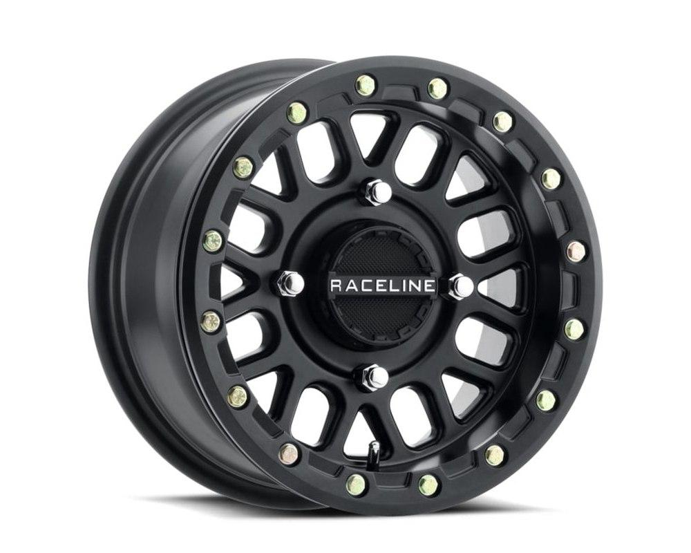 Raceline A93B Podium Satin Black Wheel 14x7 4x156 38mm 6+1
