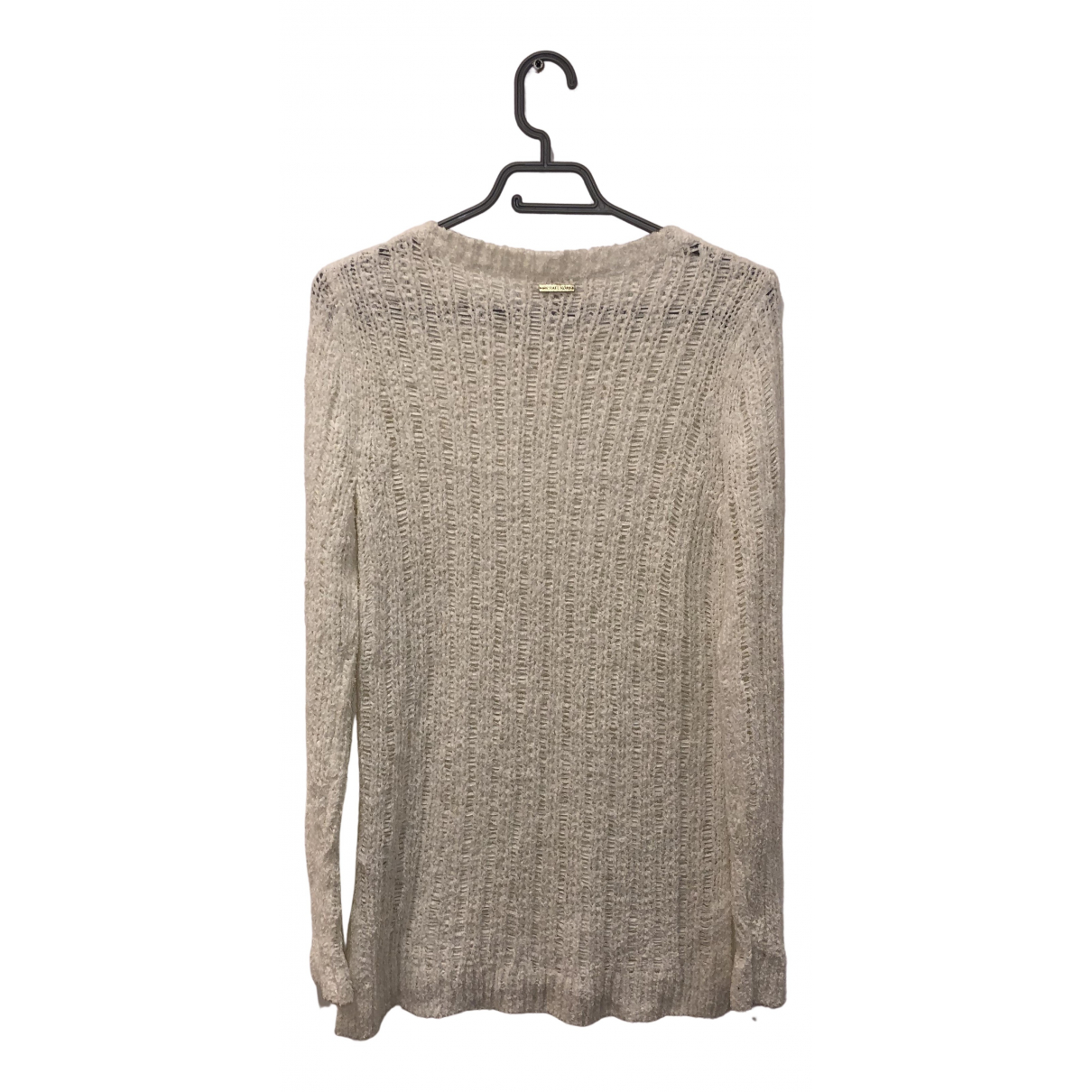 Michael Kors N White Cotton Knitwear for Women M International