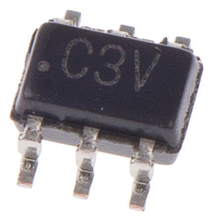 Intersil ISL43L210IHZ-T7A , Analogue Switch Single SPDT, 1.8 V, 3 V, 4.3 V, 6-Pin SC-70 (5)