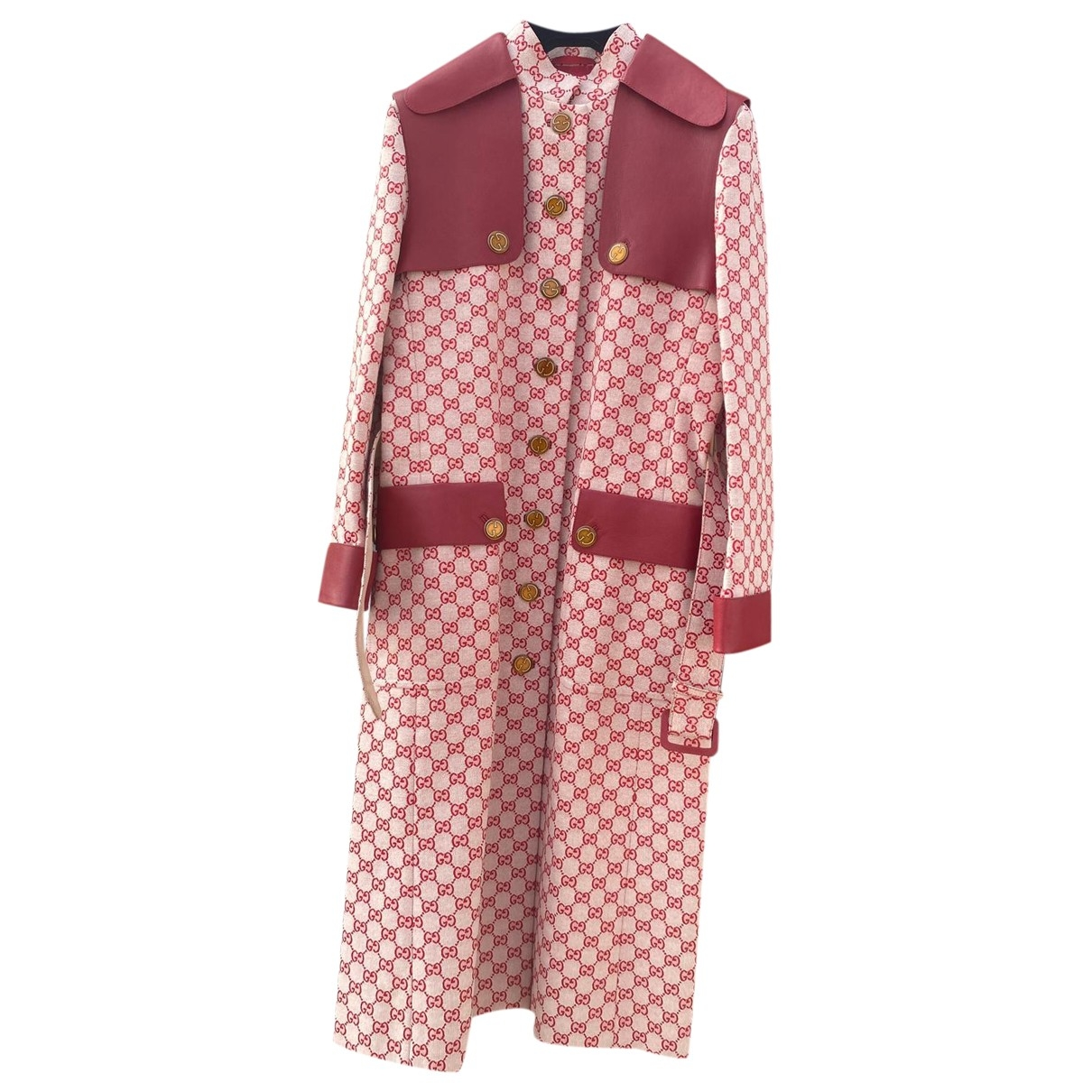 Gucci \N Trench in  Bunt Baumwolle