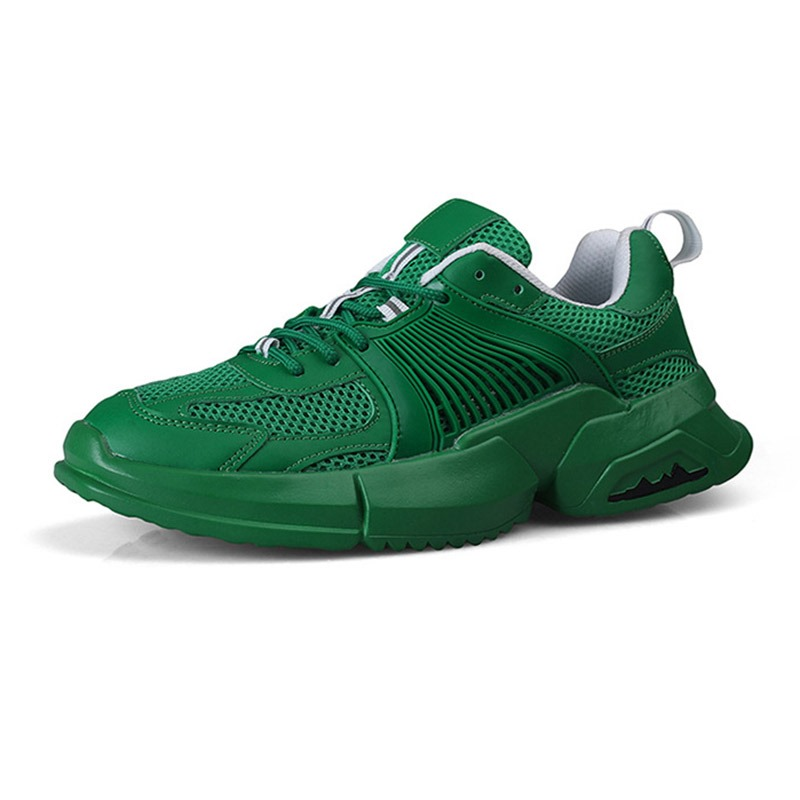 Ericdress Mesh Low-Cut Upper Lace-Up Chic Sneakers For Men