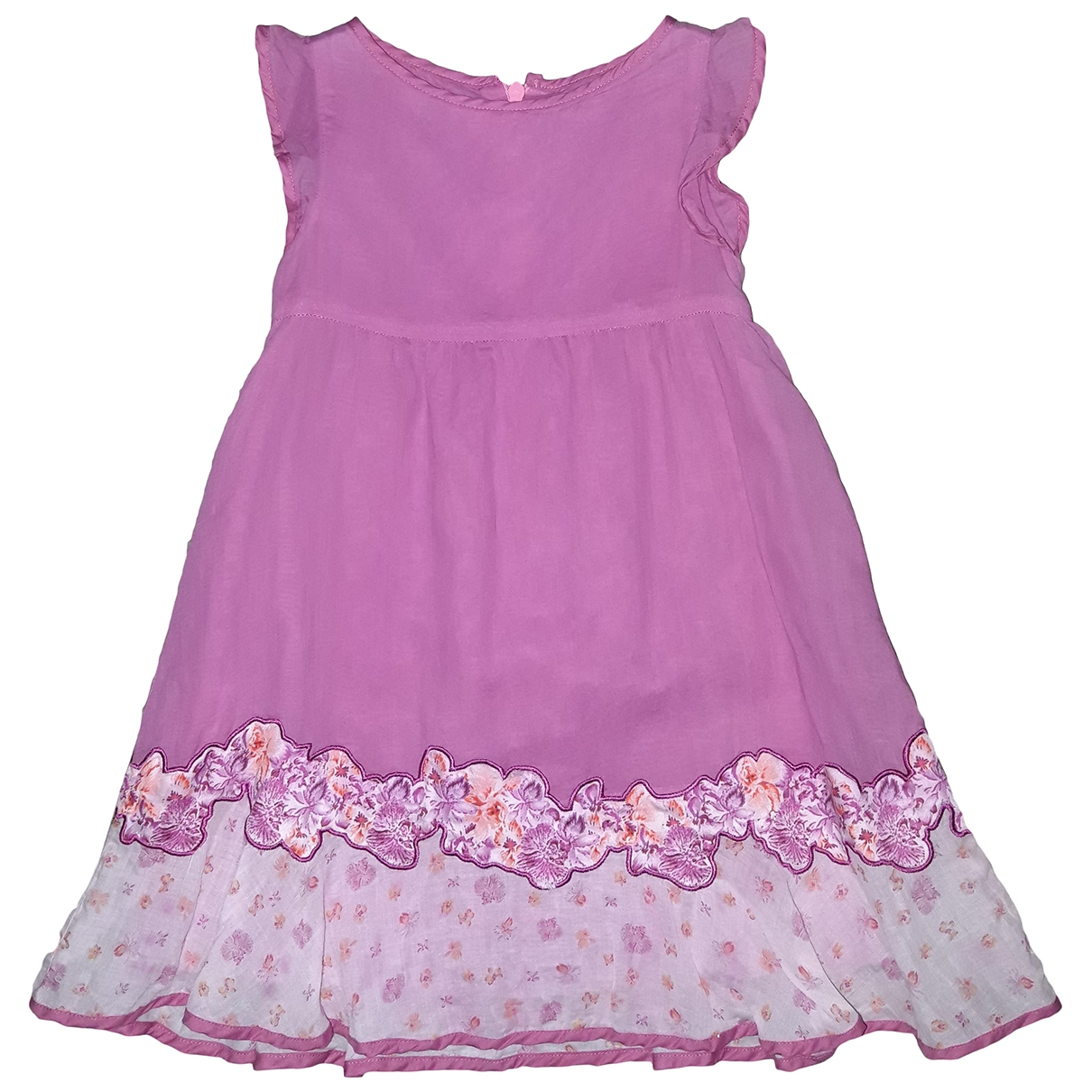 Versace \N Pink Cotton dress for Kids 2 years - up to 86cm FR
