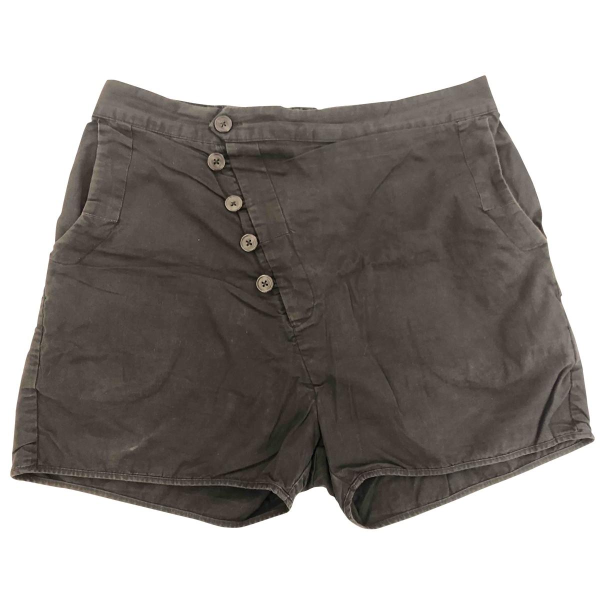 Henrik Vibskov \N Black Cotton Shorts for Men M International