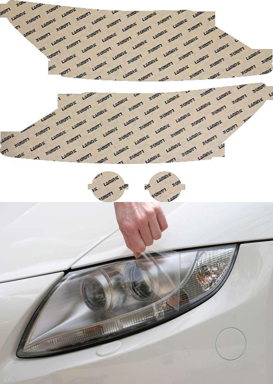 Lexus HS 10-12 Clear Headlight Covers Lamin-X L015CL