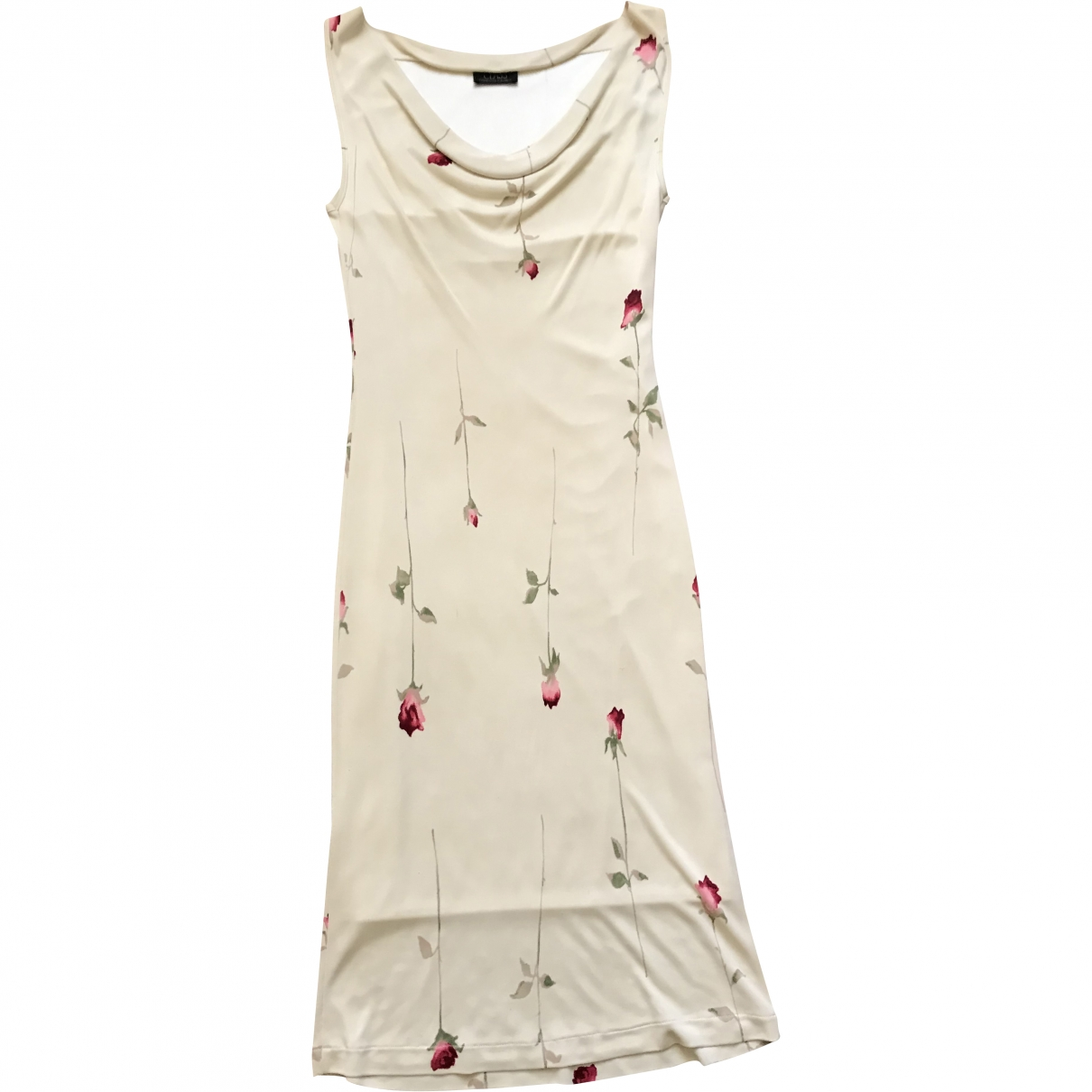 Class Cavalli \N Beige dress for Women 42 IT