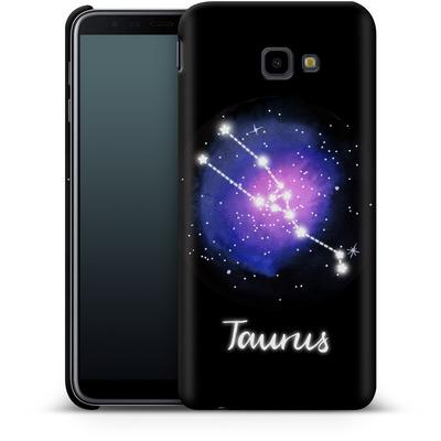 Samsung Galaxy J4 Plus Smartphone Huelle - TAURUS von Becky Starsmore