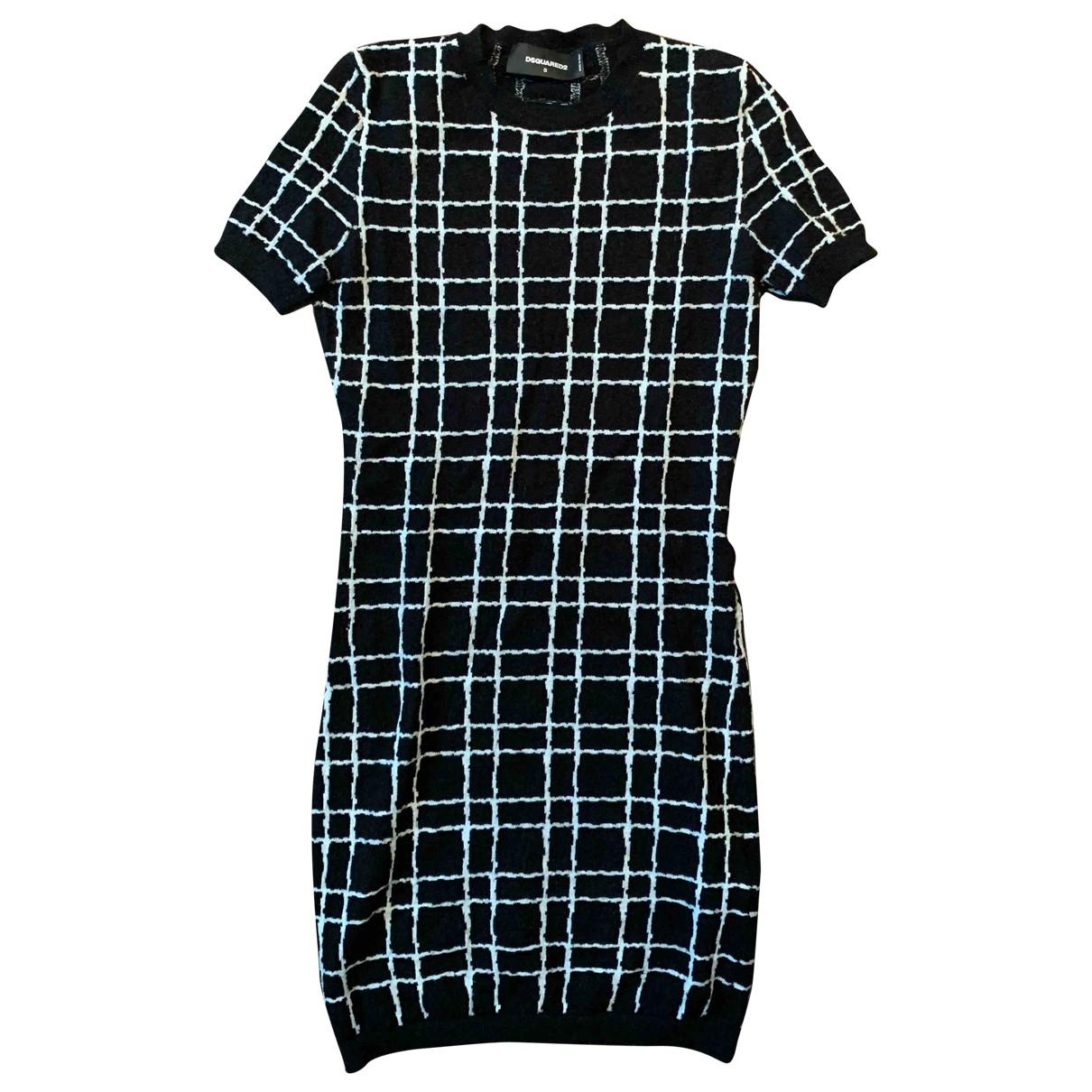 Dsquared2 \N Black dress for Women S International